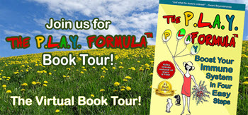 The PLAY Formula Virtual Book Tour Webinars